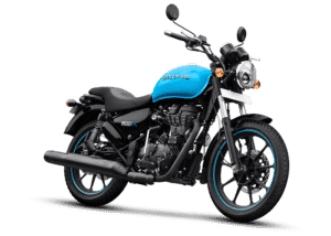 Royal Enfield Thunderbird 500 X Blue