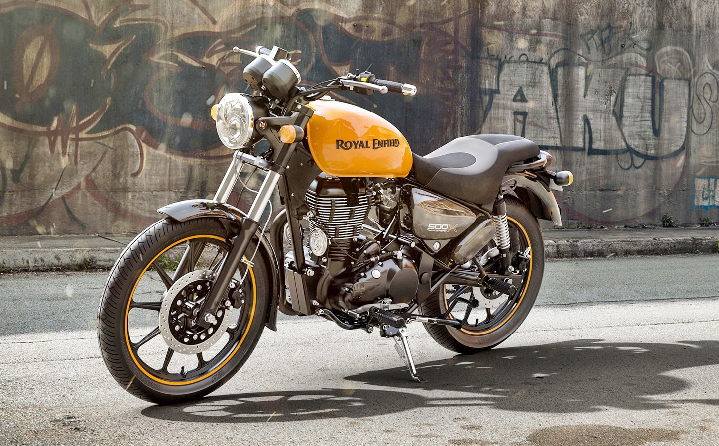 all new royal enfield thunderbird 350 x and 500 x launched