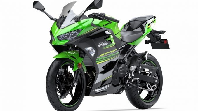 Kawasaki Ninja 400 price