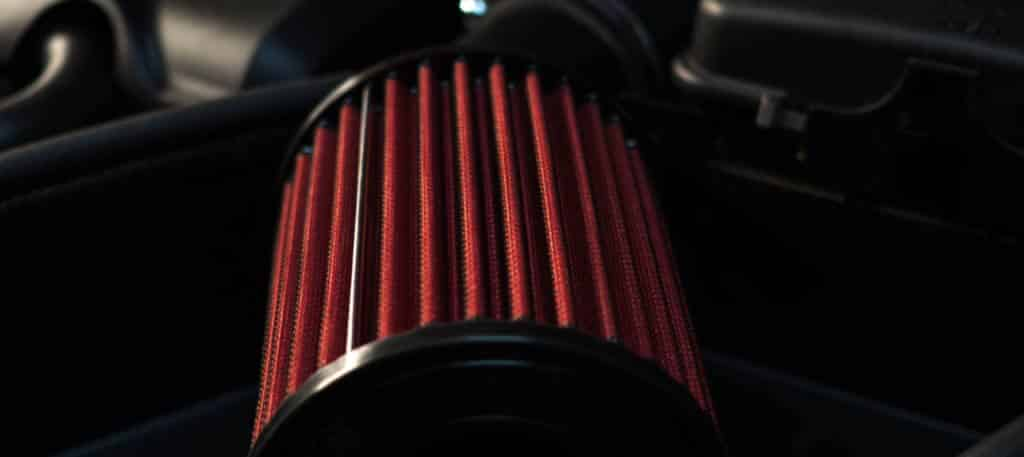 new air filter for motorcycles