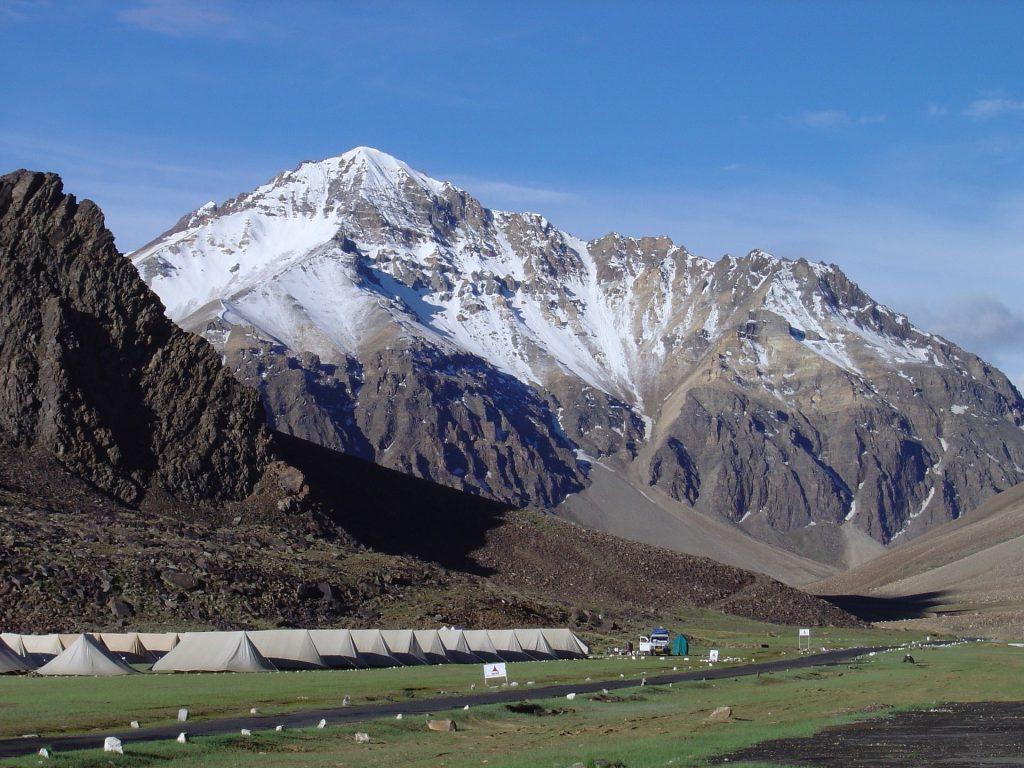 camps n Sarchu Ladakh